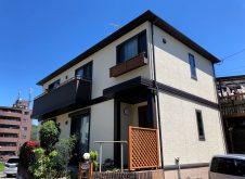 亀岡市 S様邸 外壁・屋根塗装工事