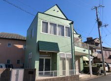 亀岡市 K様邸 外壁・屋根塗装工事