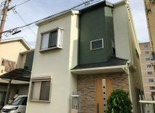 京都府 T様邸 外壁・屋根塗装工事