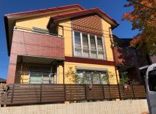 亀岡市 T様邸 外壁・屋根塗装工事
