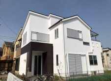京都市 H様邸 外壁・屋根塗装工事