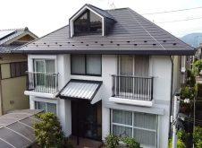 亀岡市 N様邸 外壁塗装・屋根カバー工法工事